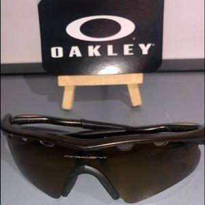 Oakley ~ M - Frame ~ Tortoise Frame Sunglasses